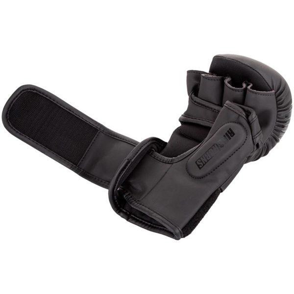 Ringhorns MMA Sparrainghandskar svart svart 4
