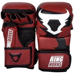 Ringhorns MMA Sparringhandskar Charger rod 1