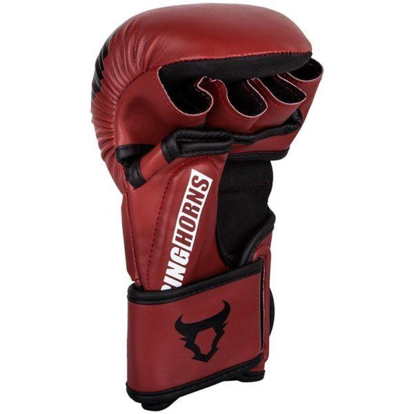 Ringhorns MMA Sparringhandskar Charger rod 3