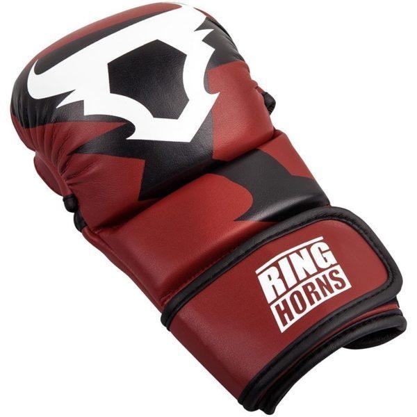 Ringhorns MMA Sparringhandskar Charger rod 4