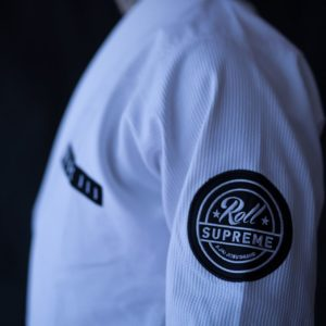 Roll Supreme BJJ Gi The Base III vit 2