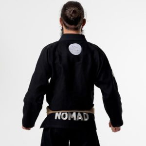 Roll Supreme BJJ Gi The Nomad svart 2