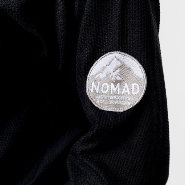 Roll Supreme BJJ Gi The Nomad svart 3