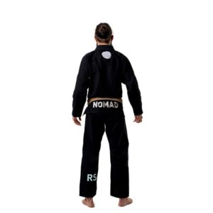 Roll Supreme BJJ Gi The Nomad svart 5