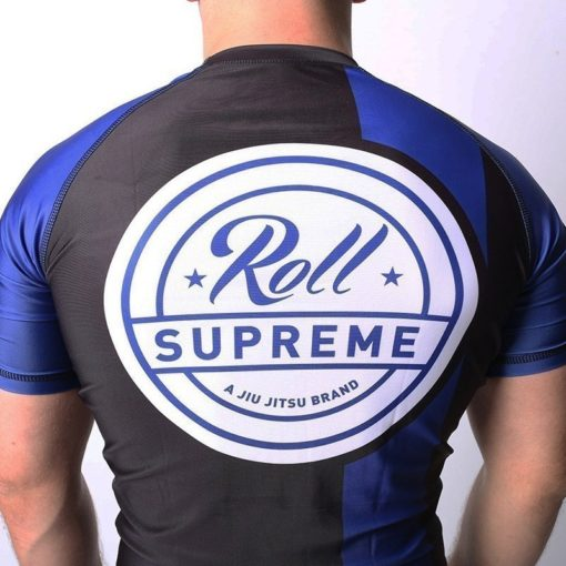 Roll Supreme Rashguard Ranked bla 3