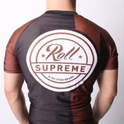 Roll Supreme Rashguard Ranked brun 3