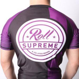 Roll Supreme Rashguard Ranked lila 3