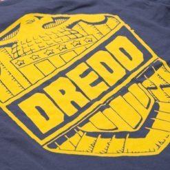 Scarmble X Judge Dredd T shirts 2