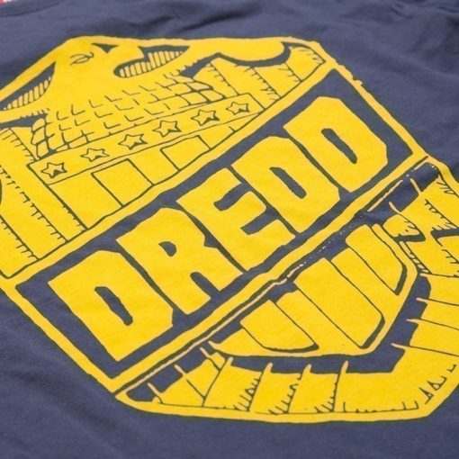 Scarmble X Judge Dredd T shirts 2