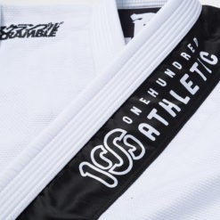 Scramble 100 Athletic BJJ Gi vit 7