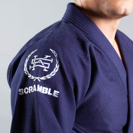 Scramble BJJ GI Wave 2 navy 5
