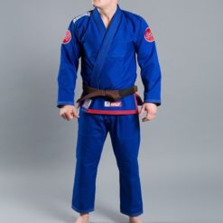 Scramble BJJ Gi Athlete 3 bla 1