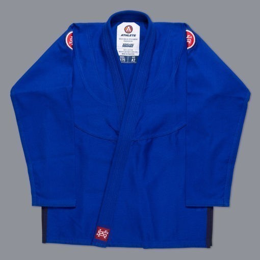 Scramble BJJ Gi Athlete 4 bla 375 1