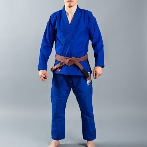 Scramble BJJ Gi Athlete 4 bla 375 2