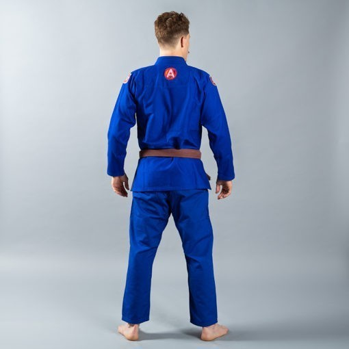 Scramble BJJ Gi Athlete 4 bla 375 4