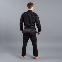 Scramble BJJ Gi Athlete 4 svart 550 midnight edition 2