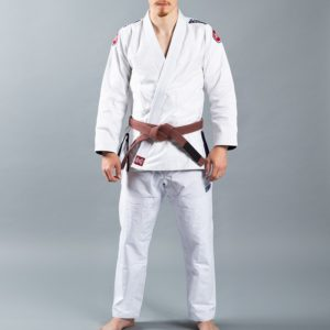 Scramble BJJ Gi Athlete 4 vit 450 2