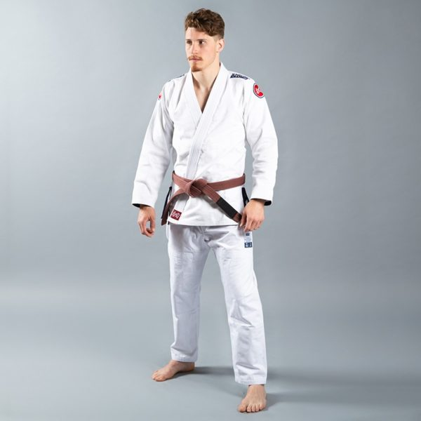 Scramble BJJ Gi Athlete 4 vit 450 3