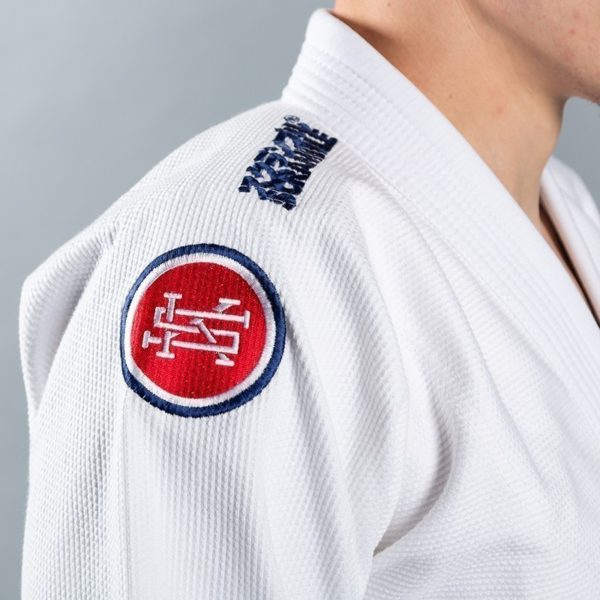 Scramble BJJ Gi Athlete 4 vit 450 6