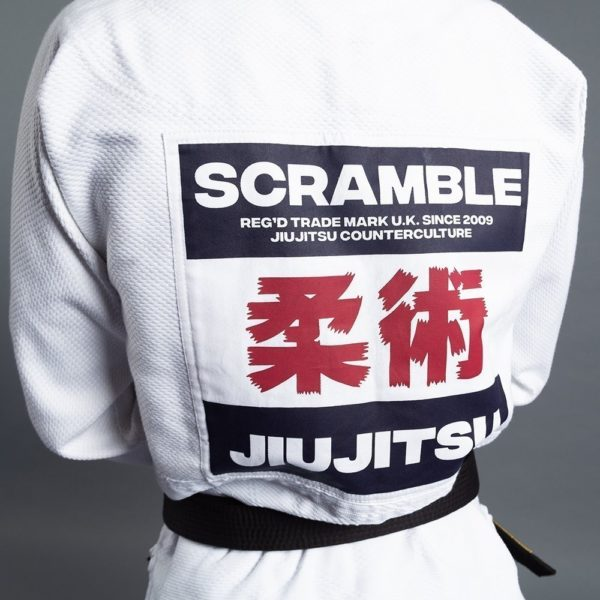 Scramble BJJ Gi Kano 3