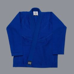 Scramble BJJ Gi Kids Standard Issue Semi Custom bla 2