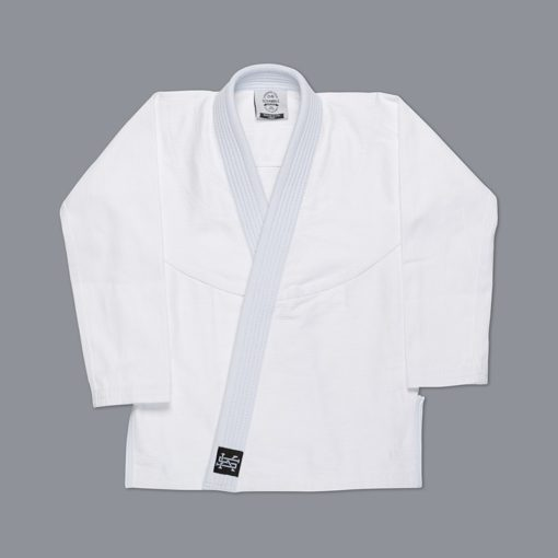 Scramble BJJ Gi Kids Standard Issue Semi Custom vit 1