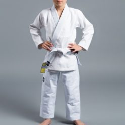 Scramble BJJ Gi Kids Standard Issue Semi Custom vit 2