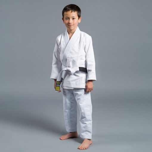 Scramble BJJ Gi Kids Standard Issue Semi Custom vit 3