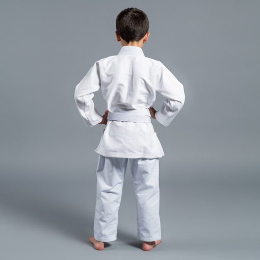 Scramble BJJ Gi Kids Standard Issue Semi Custom vit 4