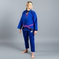 Scramble BJJ Gi Ladies Standard Issue Semi Custom V2 Bla 3