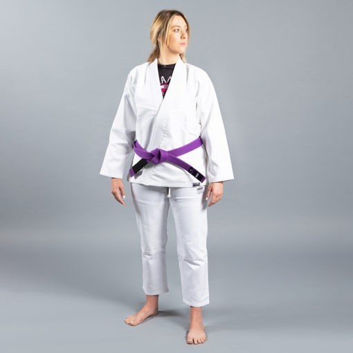 Scramble BJJ Gi Ladies Standard Issue Semi Custom V2 vit 3