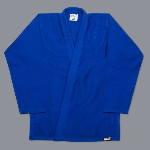 Scramble BJJ Gi Standard Issue Semi Custom V2 Bla 1