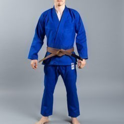 Scramble BJJ Gi Standard Issue Semi Custom V2 Bla 2