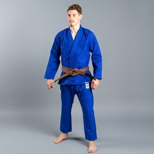 Scramble BJJ Gi Standard Issue Semi Custom V2 Bla 3
