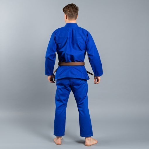 Scramble BJJ Gi Standard Issue Semi Custom V2 Bla 5