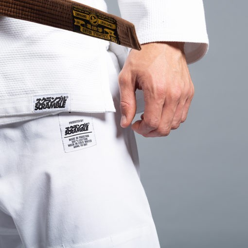 Scramble BJJ Gi Standard Issue Semi Custom V2 Vit 4