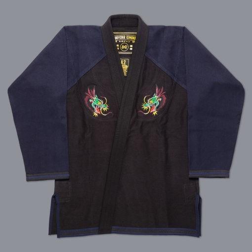 Scramble BJJ Gi Sukajan Dragon 7