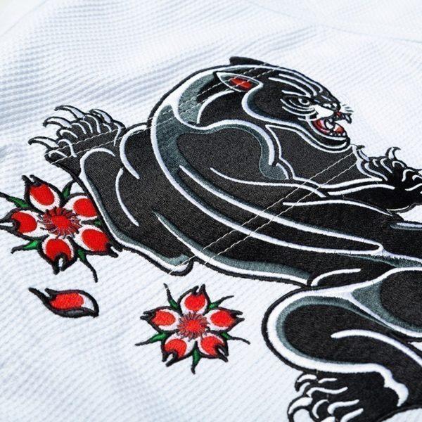 Scramble BJJ Gi Sukajan Panther 5