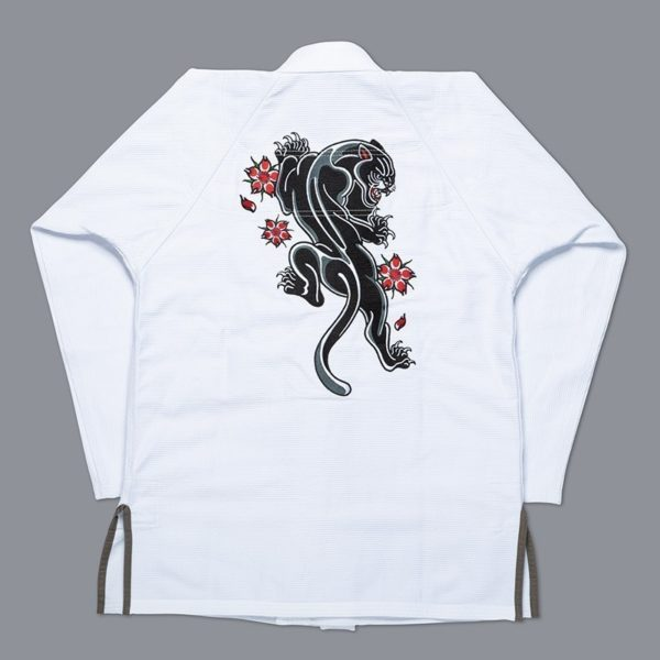 Scramble BJJ Gi Sukajan Panther 7