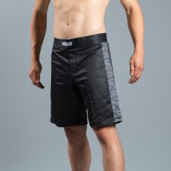 Scramble Black Digital Camo Shorts 1