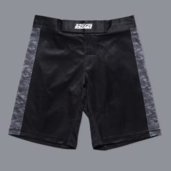 Scramble Black Digital Camo Shorts 12