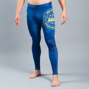 Scramble Grappling Spats Roundel 3