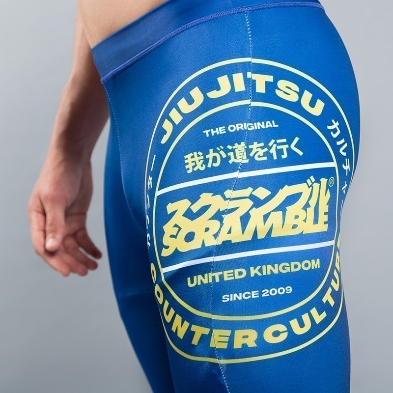 Scramble Grappling Spats Roundel 6