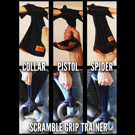 Scramble Grip Trainers