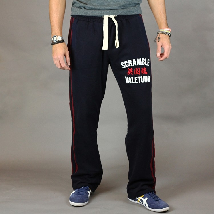 Scramble-Jogging-bottoms-relaxatron-navy-blue-and--front
