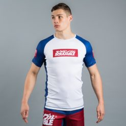 Scramble RWB Rash Guard 1