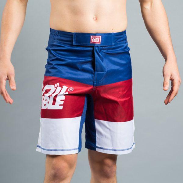 Scramble RWB Shorts 1