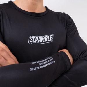 Scramble Rashguard 3D 3