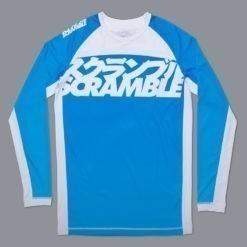 Scramble Rashguard BJJ Ranked V3 bla 1