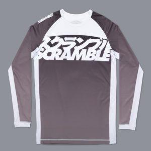 Scramble Rashguard BJJ Ranked V3 svart 1